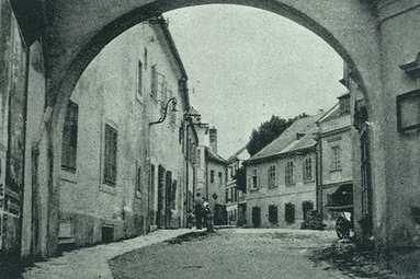 Ghetto in Eisenstadt, © LMB