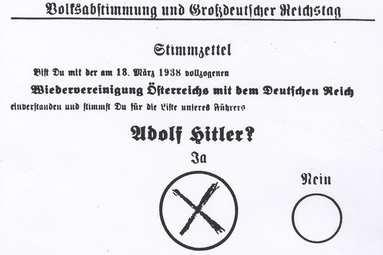 Anleitung zur Volksabstimmung, © LMB
