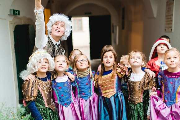 Haydns Hausgeschichten Spannende Erzählungen aus der Barockzeit