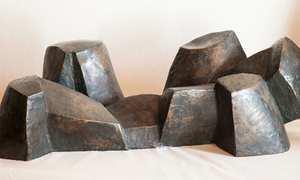 Bildhauer der Wotruba Schule Bertoni, Kedl & Co.