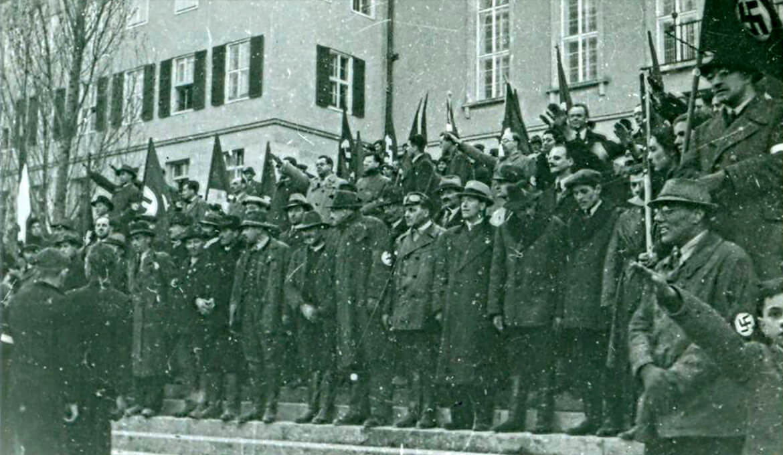 Eisenstadt, 11. März 1938, ©BLA