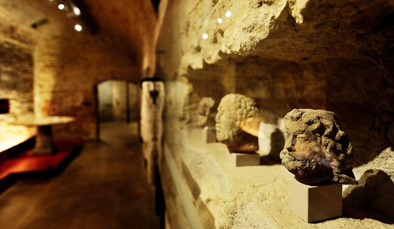 Dauerausstellung Archäologie, © Manfred Horvath