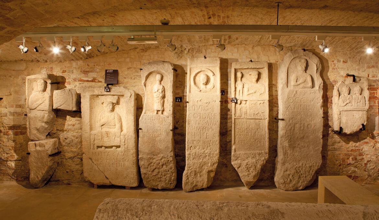 Dauerausstellung Archäologie, © Foto im Lohnbuero