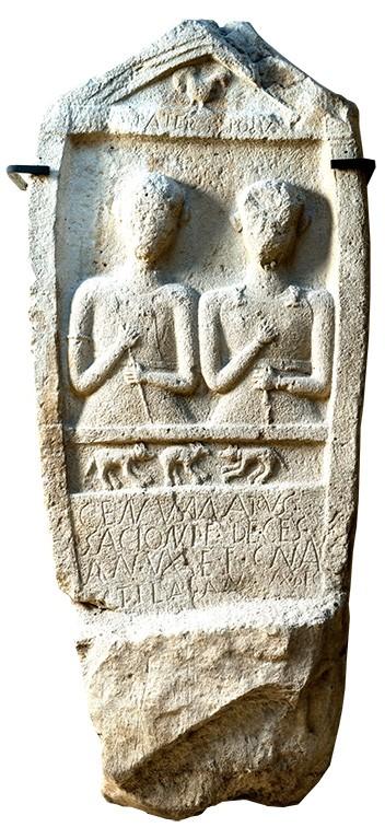 Römisches Grab, © Ubieratlupa